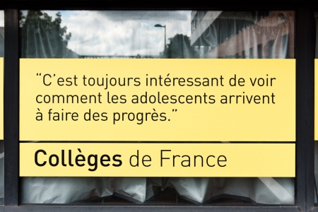 Intermediate schools in France